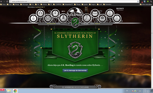 Im a Slytherin! by MichelleKoilover