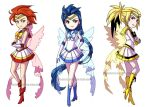 PKMN Senshi: Legendary Birds by YoukaiYume