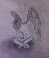 Weeping Angel by Devious-Archangel