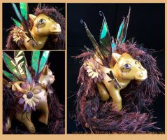 Vintage My Little Pony Custom by customlpvalley