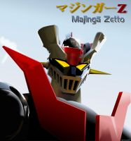 mazinger z by chaoticmind