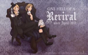 One Hell of a Revival by peace-of-hope