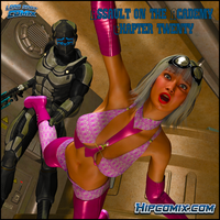 Assault on the Academy Chapter Twenty by LordSnot