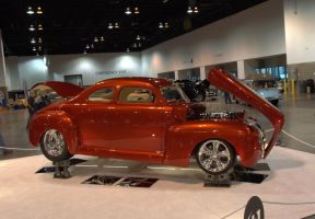 1941 Ford Business Coupe by Razgar