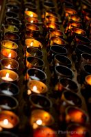 Votives, St Anne's Church 3 by justarus