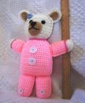 Loving Teddy Bear by VictoriasCreations