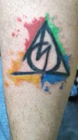 HP Tattoo by GDowe
