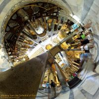 Warping from Cathedral of Pisa by Graphica