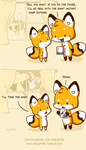 160414 Taxes or Wasps by fablefire