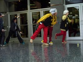 Acen 2012: Soul Eater Group: Scenes 3 by Lexari