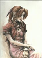 Aerith Gainsborough by x-Kanon-Ai-x