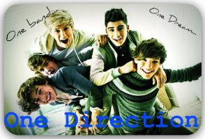 One Direction .:Photo Edit:. by Katie-Kimii
