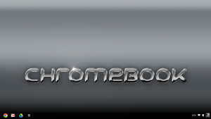 Chromebook Desktop by pissnaround