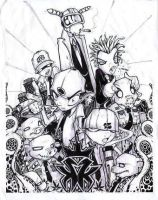 Kottonmouth Kings by HGN-Kevin