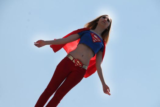 Supergirl cosplay by Phobos-Cosplay