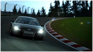 Audi R8 in Green Hell 3 by 1R3bor