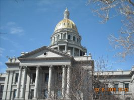Colorado State Capital by Boeing787