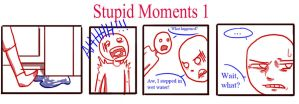 Stupid moments 1 by dragon-master09