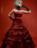 Red Dress Diaries - XPRESSIONS Tearsheet by remydarling