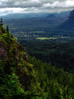 Snoqualmie Valley #2 by KRHPhotography