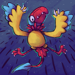 PokeDDex 2012 - Flying by crystal-kyogre