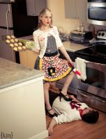 Housewives Gone Mad - Kindra by SmokyPixel