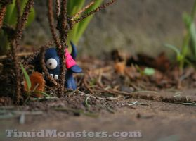 Timid Monsters In The Wild - 5 by TimidMonsters