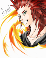 Axel by kotorikurama