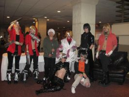 Togainu no Chi Photoshoot 8 by Witts-End