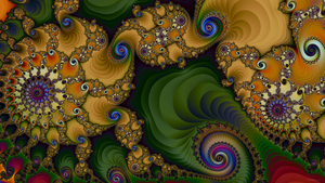 Shape Of Things by Fractalholic