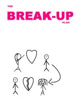 The Breakup Plan Cover by sonicgogirl