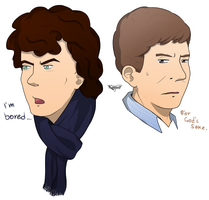 Johnlock by Kallian91