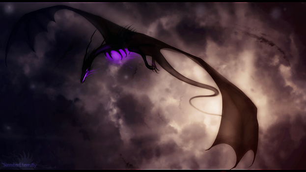 ++ Winged Shadow ++ by SinisterEternity