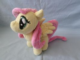 Commission: Fluttershy by xxShadowhuntersxx