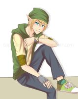 Another modern Link :3 by Sapphirestone91099