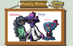 Time to meet the family by X-Queenie-X