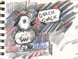 Ducky Doodle Nr 40731 by misterwackydoodle