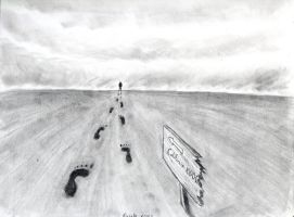 Road to nowhere by Shells124