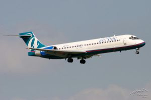 DFW 10 AirTran 717 by Atmosphotography