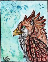 Proud - ACEO for kailavmp by xCollecx