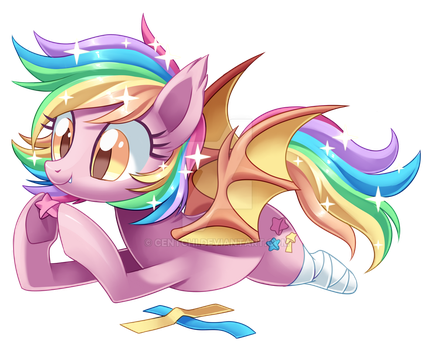 Paper Stars by Centchi