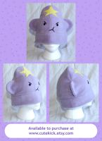 Lumpy Space Princess Hat by cutekick