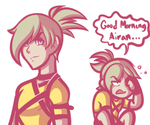 That one kid from Smash-ER, Sin and Punishment by JamesmanTheRegenold