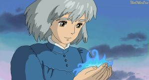 Sophie (Howl's Moving Castle) by TheeOtherOne