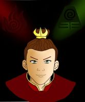 Prince of the fire nation by xlollx