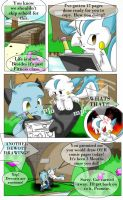 Newts Crushed Dreams Part 1 by Zander-The-Artist