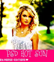 PSD HOT SUN by Monse-Editions