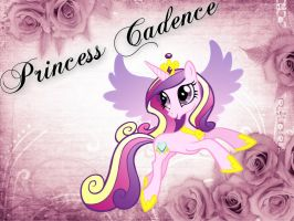 Princess Cadence Background by Angelicsweetheart