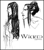 Wicked 1 by lberghol