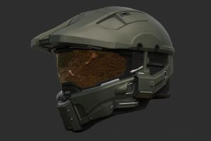 Halo 4 Master Chief by EvocProps